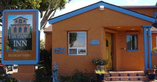 Los Padres Motel: Exterior