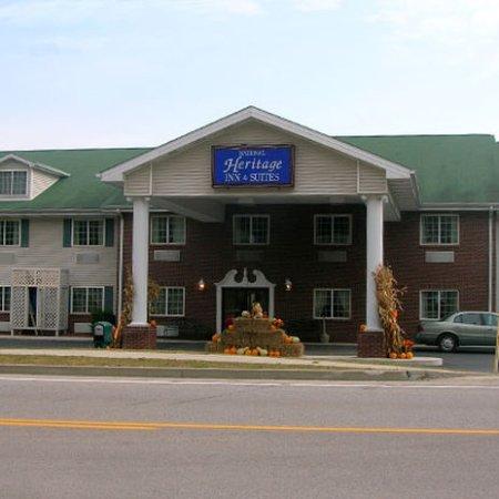 Mount Vernon, Kentucky: Exterior