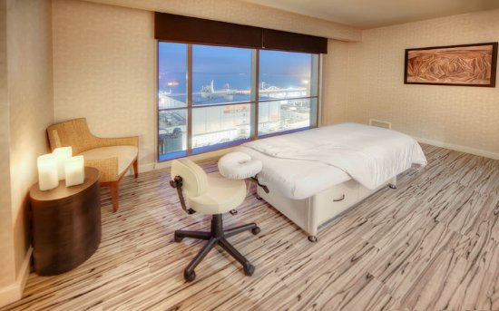 Four Seasons Hotel Seattle: Spa