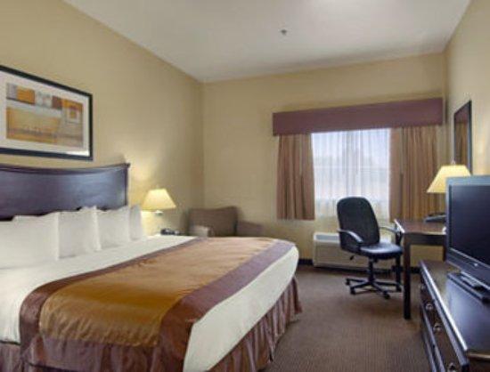 Wheeler, تكساس: Guest room