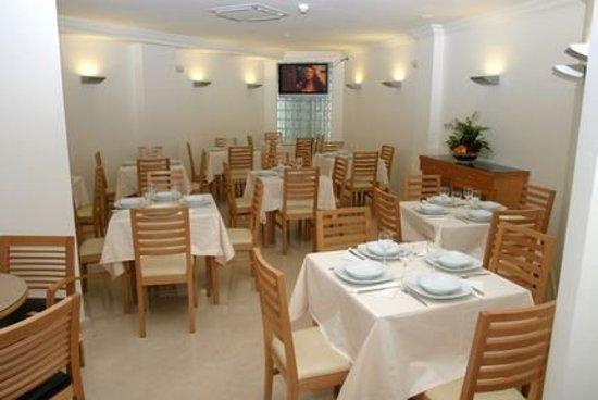 Hotel Ogalia: Restaurant