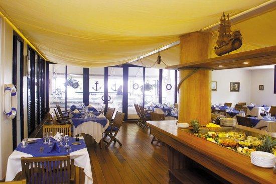 Karibea Squash Hotel: Restaurant