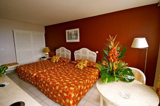 Karibea Squash Hotel: Guest room