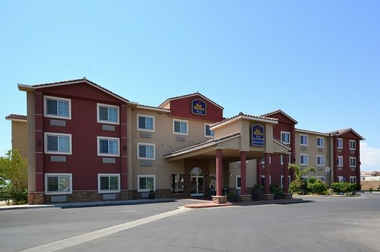 Best Western Plus Main Street Inn: Exterior