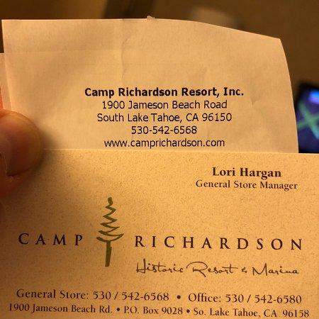 Camp Richardson Resort: photo0.jpg