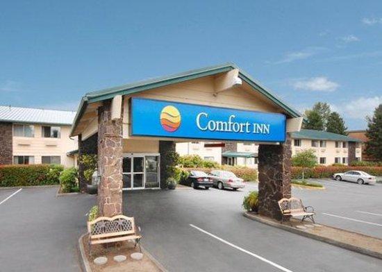 Comfort Inn Kirkland: Exterior