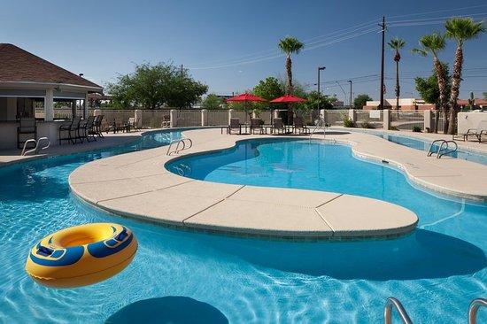Pool Hilton Garden Inn Tucson Airport Tripadvisor