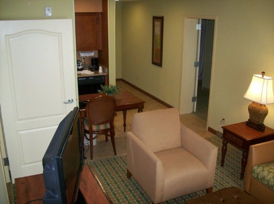 Homewood Suites Ocala at Heath Brook: Suite