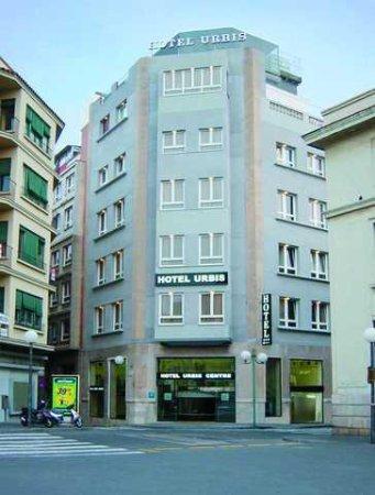 Hotel Urbis Centre: Exterior