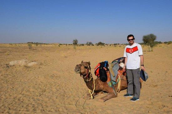Gajanand Camel Safari