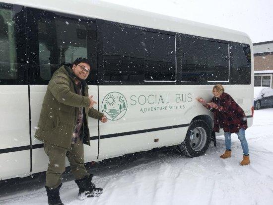 Social Bus Hokkaido