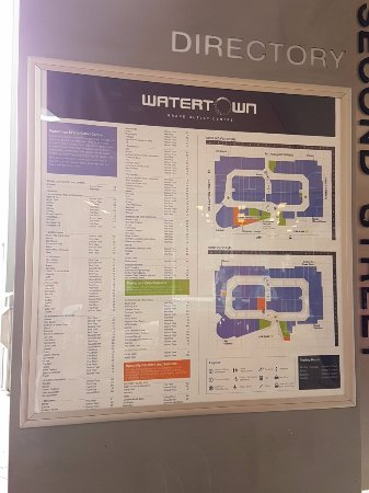 Watertown Brand Outlet - Picture of
