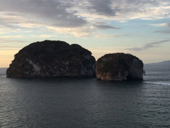 Los Arcos: Pretty at sunset