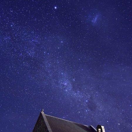 最高のロケーションに最高の星空