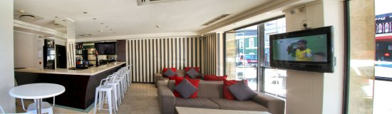 Urban Chic Boutique Hotel: Bar & Lounge