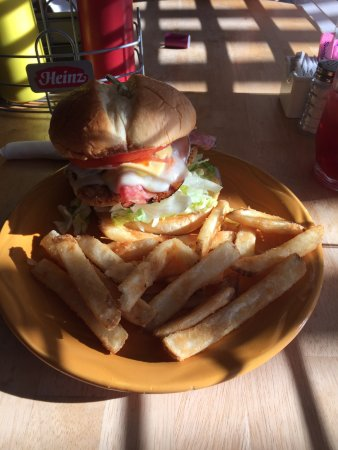 Hatch, UT: Hamburger