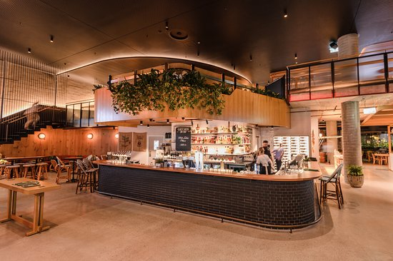 Dinner and drinks review of market grounds perth for Best boutique hotels perth