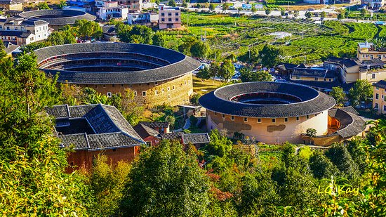 Gaobei Tulou Compound