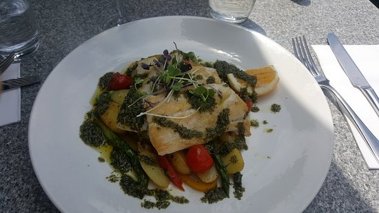 FORD'S Restaurant & Bar : Fish special