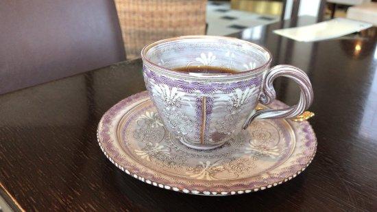 おやれなカップでコーヒーを一杯 (2017/12/24)