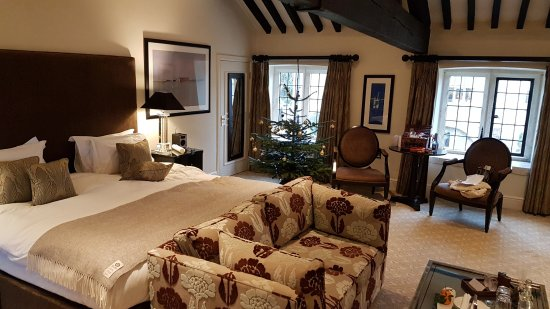 The Slaughters Manor House: Coach House Room