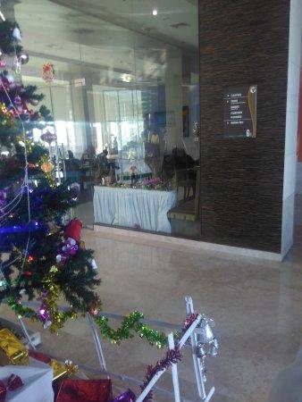 Dahej, Indien: Dining Hall