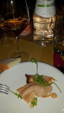 Ristorante Vineria Del Vasaio: Antipastino appetitoso e delicato.