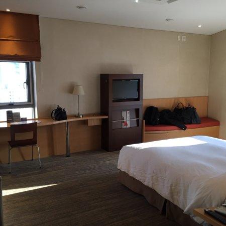 釜山市中心宜必思大使飯店照片