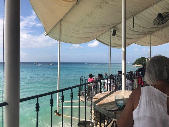 The Cliff Beach Club: Beautiful setting