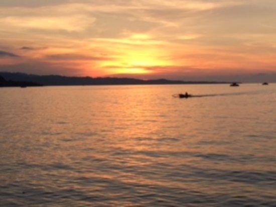 Tasik Ria Resort Manado: Desde el Barco