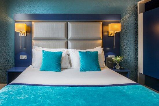 Hotel Prince Albert Montmartre : Chambre double