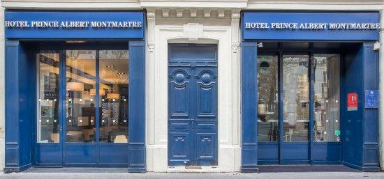 Hotel Prince Albert Montmartre Photo