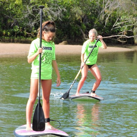 Enviroreefs paddle and Surf School