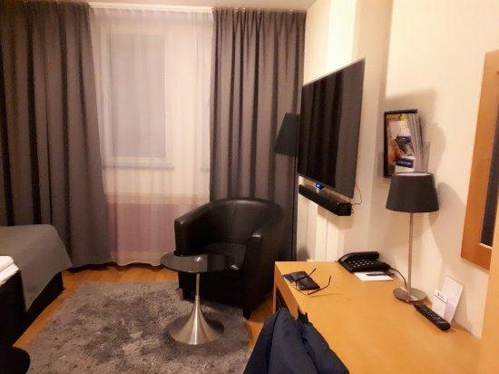 Best Western Kom Hotel Stockholm: Single room