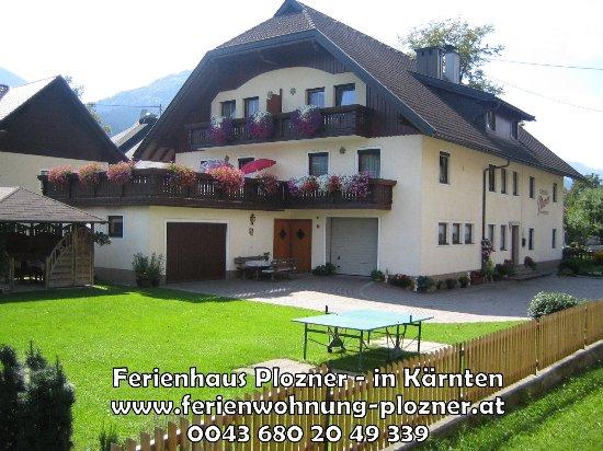 Jenig, Austria: Ferienwohnung Plozner Nassfeld Hermmagor Presseggersee