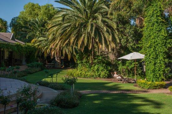 Hlangana Lodge: Een heerlijke tuin