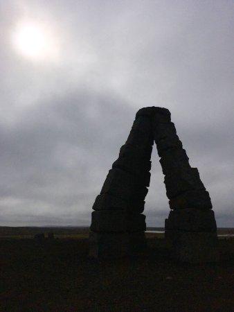 Raufarhofn, IJsland: Mystic Sun