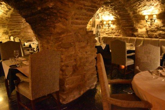 Hotel Schlossle: Restaurangen