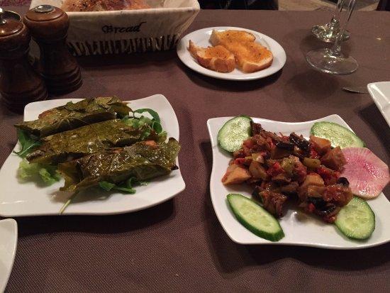 Seten anatolian cuisine g reme resmi for Anatolian cuisine