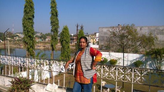 Ambikapur, India: Open Balcony on 1st Floor