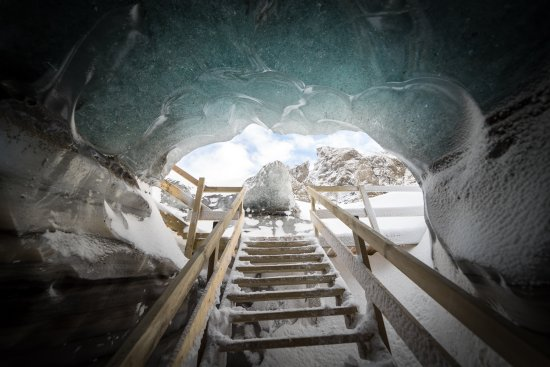 Review On Glacier Snowmobile Ice Cave Tour From Reykjavik