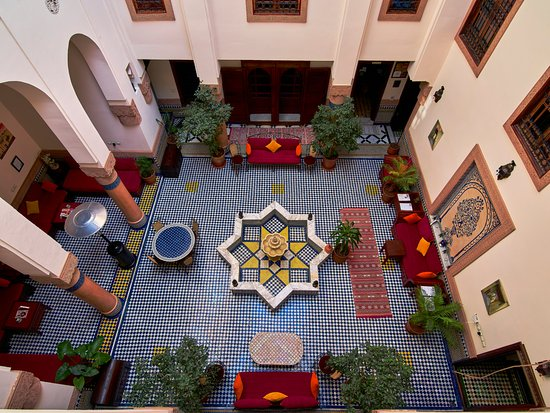 Riad Ahlam Picture