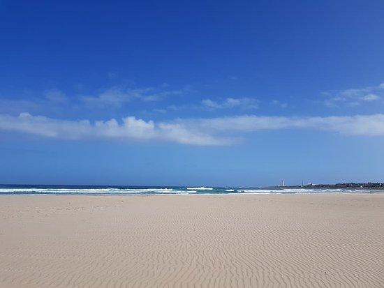 Cape St Francis Resort: Beach