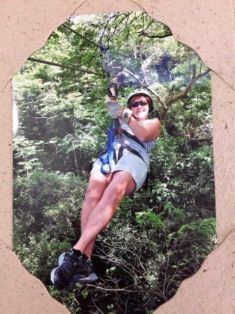 Artola, คอสตาริกา: Congo Trail Canopy Tour Zip Lining