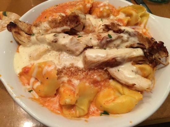 olive garden chicken tortellini al forno - Tortellini Al Forno Olive Garden