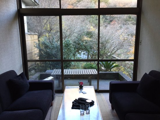 Western Style Living Room And Private Balcony.   Picture Of Kijitei Hoeiso,  Hakone Machi   TripAdvisor