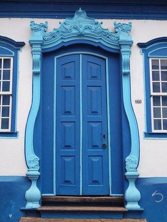 Porte casa azul sabara tripadvisor for Porte 12 tripadvisor