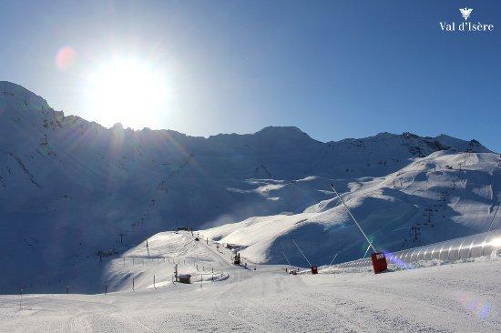 Val d'Isere, France: piste