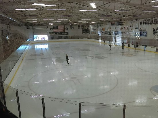 Kettle Moraine Ice Center