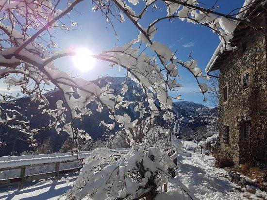 Valgoglio, Italia: Neve